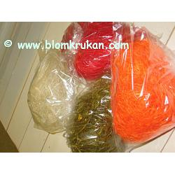 Dekoration Sisal Orange